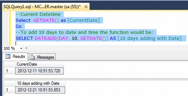Create Calendar Table Sql Functions How To Partition An Existing Sql Server Table Mssqltips Sql Server Create Datetime From Date And Time