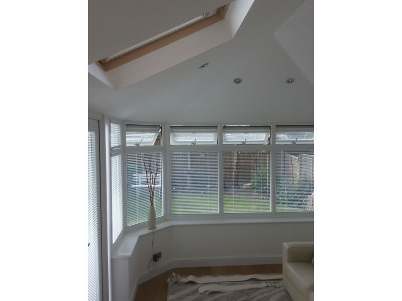 Double Glazed Windows Patio Doors And A Guardian Roof