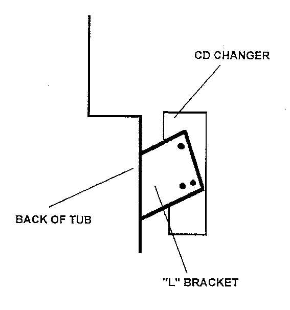 cd changer wire harness