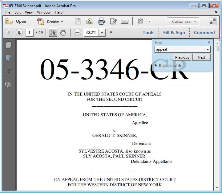 Making A PDF Text-searchable