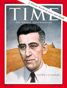 Salinger Time Magazine Cover