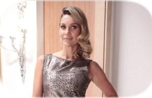 Qual o tom de loiro usado por Flávia Alessandra em Salve Jorge?
