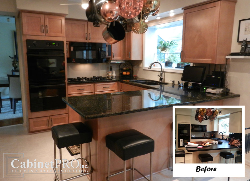 Cabinet Refacing Gallery | Cabinets, Kitchen, And Bathroom Design