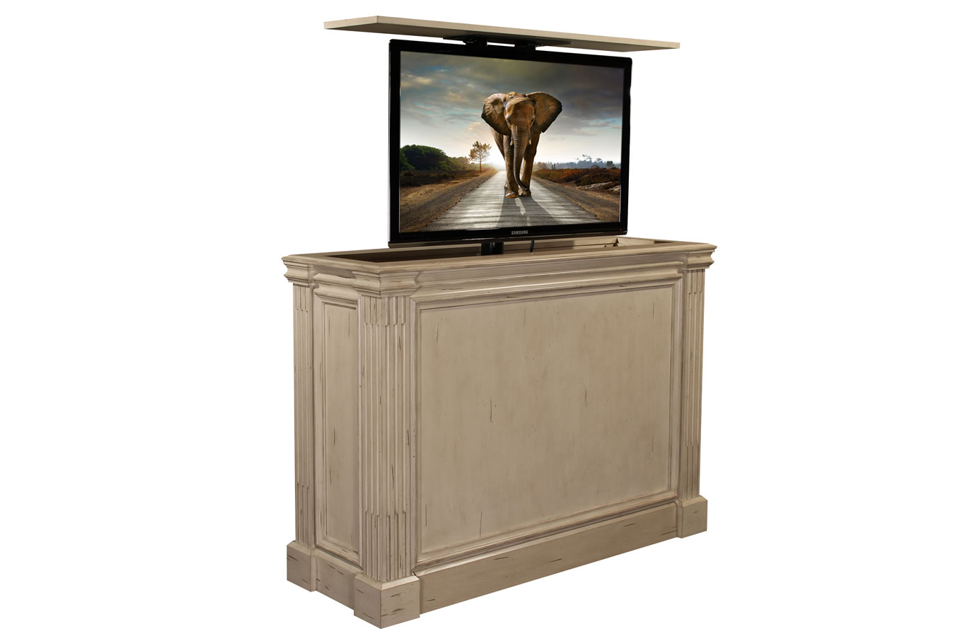 Tv Pop Up Cabinets Decorating Interior Of Your House