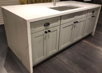 Deluxe White Shaker Kitchen and Vanity Cabinets