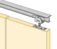 Hettich System 1260 - Hettich Bi-Folding Sliding Door Hardware
