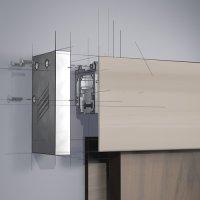 Grant Door Hardware by Hettich Grant SD/HD Fascia End Cap ...