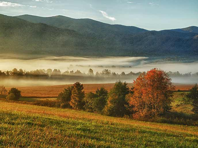 Fall Smoky Mountains Wallpaper Cades Cove Definitive Guide