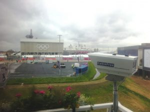CableFree Free Space Optics at London 2012 Olympics
