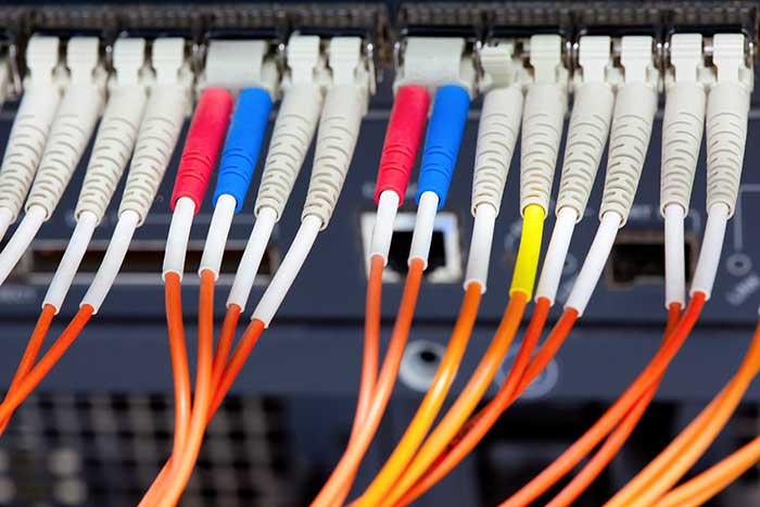 Fiber Optic Installation Network Cabling