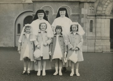 Including Elizabeth Byrne Pat Lynch Mary Yeats & Sis Monica on right 2 -1