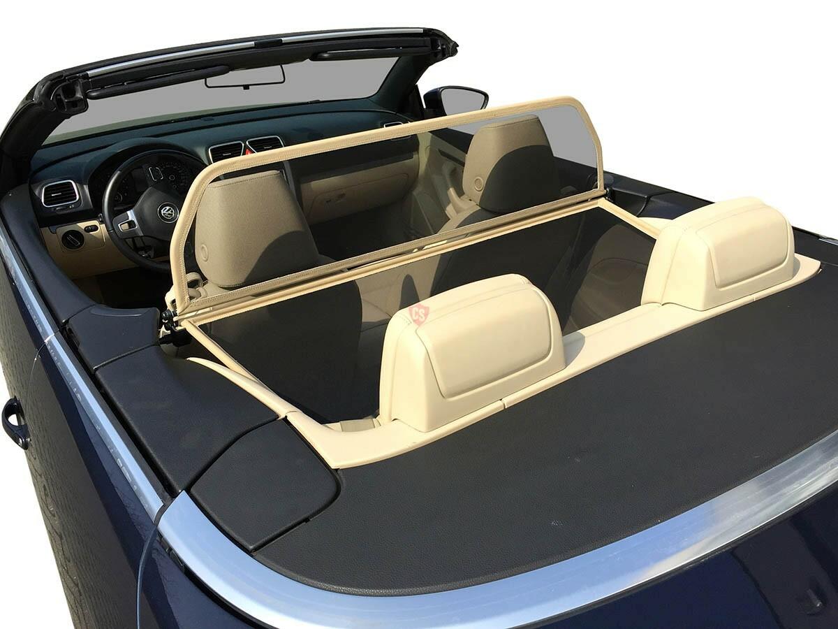 Volkswagen Eos Wind Deflector 2006 2015 Cabrio Supply