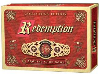 Redemption the Card Game Collectors Edition 10 Year