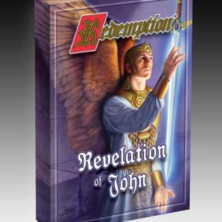 Redemption card game Revelation of John box