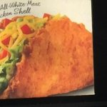 "A California Taco Bell is Selling a ""Taco"" with a Chicken Shell"