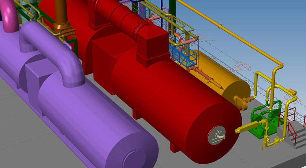 3D Piping Design Software MPDS4