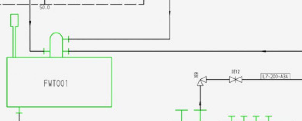 Process Diagrams Symbols and Attributes in PID Schematics