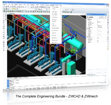 How to draw a piping schematic w/ Mechanical Software