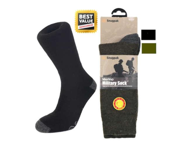 Snugpak Merino Military Sock