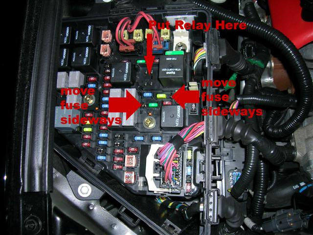 03 Cadillac Cts Fuse Box Location Electrical Circuit Electrical