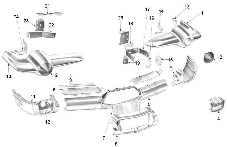 1960 oldsmobile wiring diagram