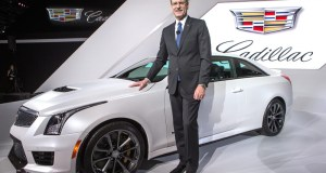 Cadillac President Johan de Nysschen to keynote The Washington Auto Show