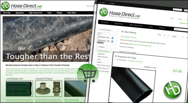 Visit www.HoseDirect.net - Division of Cadman