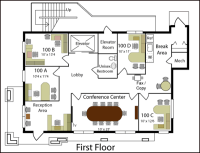 Office Design Software | Office Layouts | CAD Pro Software