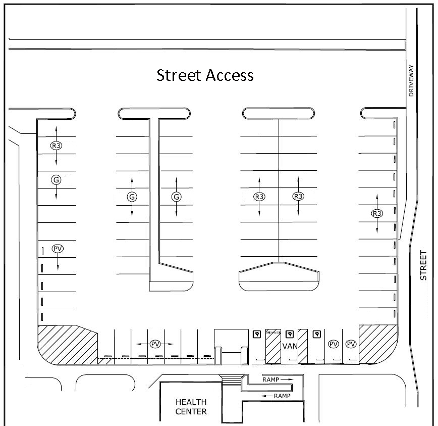 Parking Lot Layouts Parking Layouts Lot Layouts CAD Pro - New Park Blueprint Maker