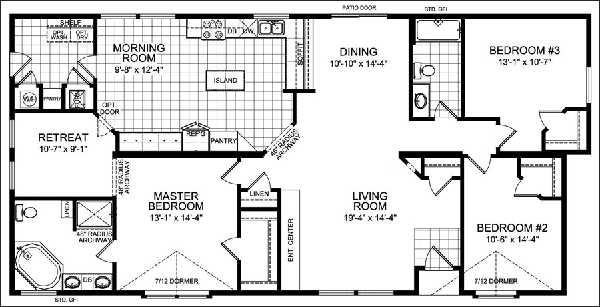 Easy Barndominium Floor Plans Software Cad Pro