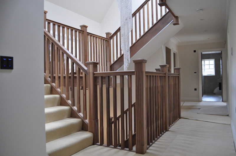 Finished Staircases