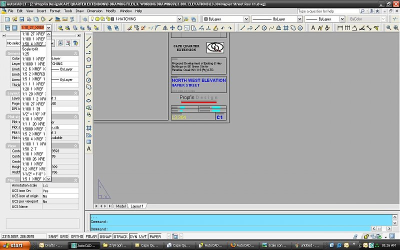 Viewport scale control - AutoCAD Beginners\u0027 Area - AutoCAD Forums