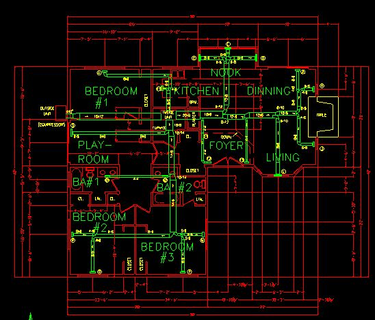 HVAC School project - Student Project Questions - AutoCAD Forums