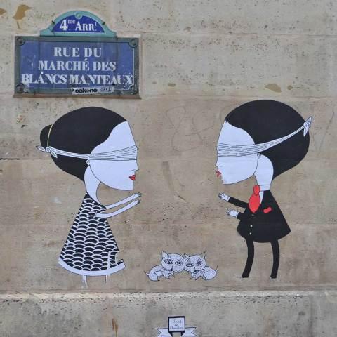 Paris… Street Art
