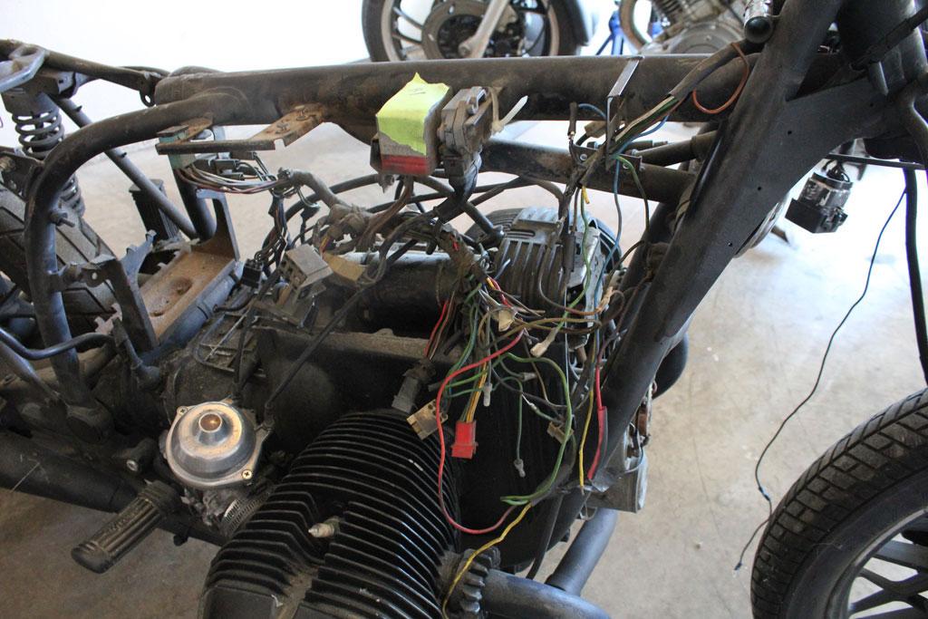 Cafe Racer Wiring Harness - Iovegzgvnewtradinginfo \u2022