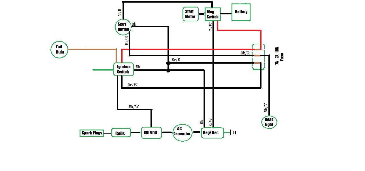 78 Cb400 Wiring Diagram Wiring Diagram