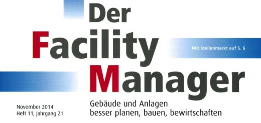 Der Facility Manager 11-2014
