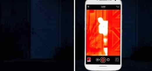 Seek Thermal hat eine Aufsteck-Kamera für Smartphones entwickelt