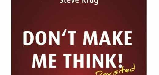 Cover von Steve Krug - Don't Make Me Think Revisited - Web Usability und Mobile