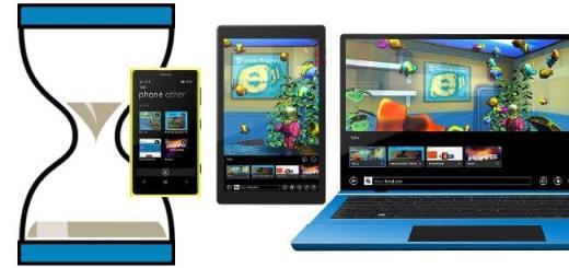 Die Zeit verrinnt trotz Vielfalt: Mit dem neuen Windows 10 schickt Microsoft sein Browser-Urgestein Internet Explorer aufs Altenteil
