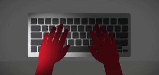 Wenn böse rote Hände kommen: Unter anderem gegen Hacker soll die Hiscox Cyber Versicherung schützen
