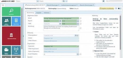 Das neue Modul IMSWARE Konferenzraum-Management bietet vielfältige Zusatz-Optionen