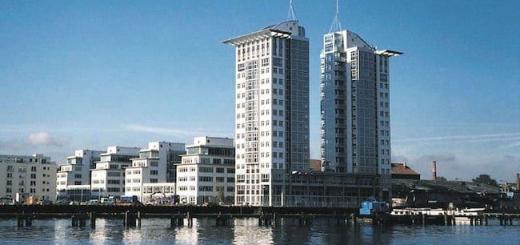 IMS ist mit seinem Berliner Büro in den TwinTower Komplex gezogen