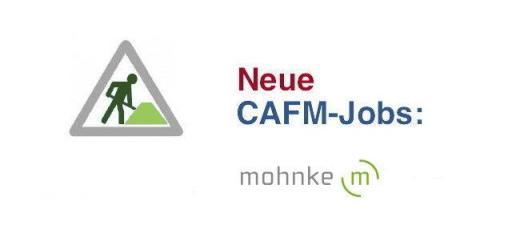 mohnke (m) suchen aktuell für ihr CAFM-System facility (24) einen CAFM Consultant