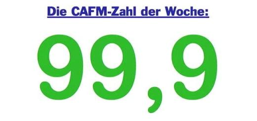 99,9 Prozent Verfügbarkeit erreicht ein deutscher Chip-Hersteller dank CAFM-System