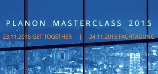 Die Planon Masterclass genannte Anwendertreffen von Planon findet am 24. November in Kloster Eberbach statt