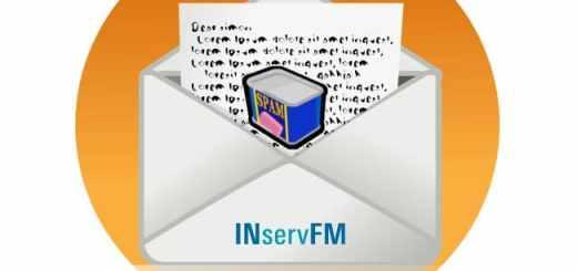 einfach löschen: Aktuell ist eine Spam-Mail im Namen einer INservFM 2014 unterwegs