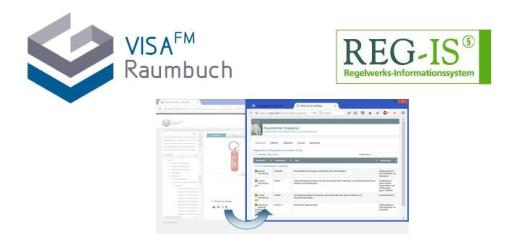 Auch Visa FM bietet jetzt eine REG-IS Integration
