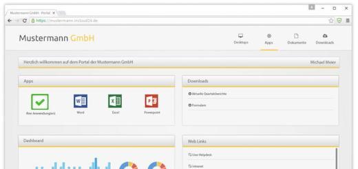 mohnke (m) bringt mit incloud (24) windows software auf beliebige Endgeräte
