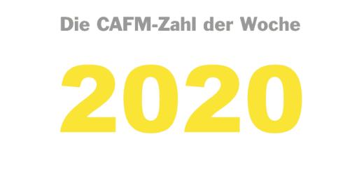 Die CAFM-Zahl der Woche ist die 2020 – bis zu diesem Jahr will Bosch alle seine IoT-Devices vernetzt haben